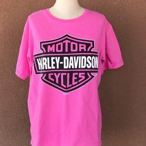 Harley Davidson T-Shirt st.Paul Mn like new